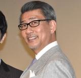 映画『嘘八百 京町ロワイヤル』完成披露舞台あいさつに登壇した中井貴一 (C)ORICON NewS inc.