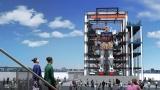 """18メートル実物大""""動くガンダム""""はデッキから""""出撃"""" 10月に横浜の大地に立つ"""