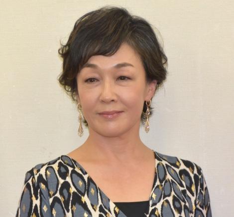 舞台『有頂天作家』の記者懇親会に出席したキムラ緑子 (C)ORICON NewS inc.