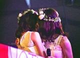 中井りかと西潟茉莉奈がキス?=『NGT48選抜メンバーコンサート〜TDC選抜、合宿にて決定。初めての経験〜』