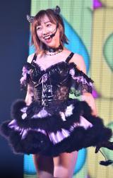 「わるきー」で小悪魔化した須田亜香里=『SKE48選抜メンバーコンサート〜私たちってソーユートコあるよね?』 (C)ORICON NewS inc.