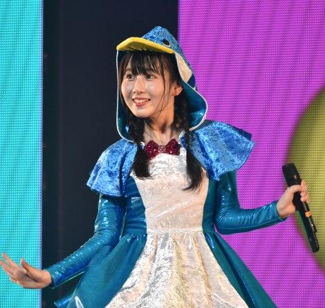 「走れ!ペンギン」井上瑠夏=『SKE48選抜メンバーコンサート〜私たちってソーユートコあるよね?』 (C)ORICON NewS inc.