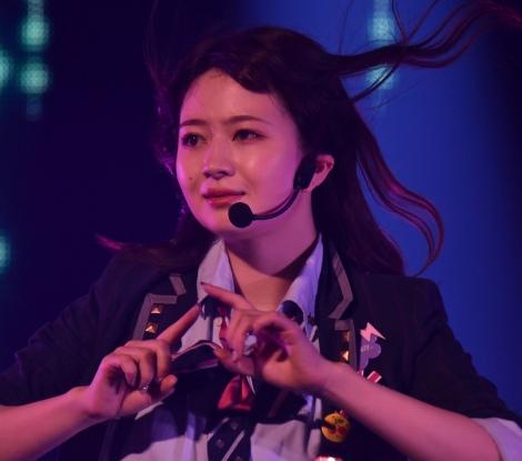 「制服レジスタンス」江籠裕奈=『SKE48選抜メンバーコンサート〜私たちってソーユートコあるよね?』 (C)ORICON NewS inc.