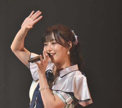 「寡黙な月」鎌田菜月=『SKE48選抜メンバーコンサート〜私たちってソーユートコあるよね?』 (C)ORICON NewS inc.
