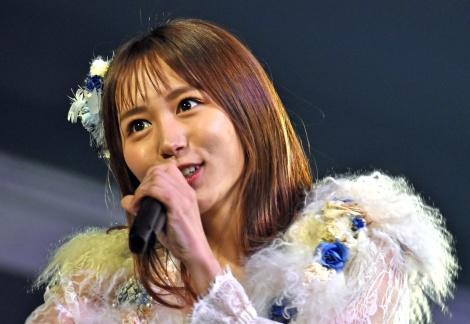 「コップの中の木漏れ日」大場美奈=『SKE48選抜メンバーコンサート〜私たちってソーユートコあるよね?』 (C)ORICON NewS inc.