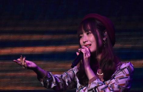 「泣ける場所」高柳明音=『SKE48選抜メンバーコンサート〜私たちってソーユートコあるよね?』 (C)ORICON NewS inc.
