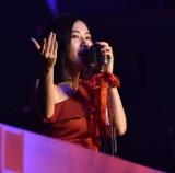 「Who are you?」松井珠理奈=『SKE48選抜メンバーコンサート〜私たちってソーユートコあるよね?』 (C)ORICON NewS inc.