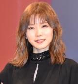 映画『蜜蜂と遠雷』完成披露イベントに登壇した松岡茉優 (C)ORICON NewS inc.