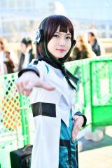 『コミケ97』に参加した迷宵まうさん (C)oricon ME inc.