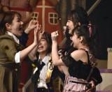 「ロマンティック病」が1位に選ばれて歓喜に沸くHKT48=AKBグループTDCホールライブ祭り『AKB48 グループリクエストアワーセットリストベスト50 2020』(C)ORICON NewS inc.