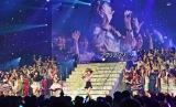 『AKB48 グループリクエストアワーセットリストベスト50 2020』2日目(C)ORICON NewS inc.