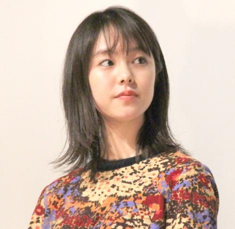 映画『寝ても覚めても』舞台あいさつに出席した唐田えりか (C)ORICON NewS inc.