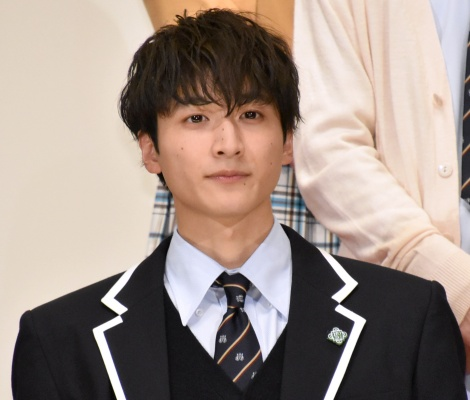 映画『シグナル100』完成披露会見と舞台あいさつに登壇した小関裕太 (C)ORICON NewS inc.