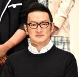 映画『シグナル100』完成披露会見と舞台あいさつに登壇した中村獅童 (C)ORICON NewS inc.