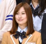 映画『シグナル100』完成披露会見と舞台あいさつに登壇した恒松祐里 (C)ORICON NewS inc.