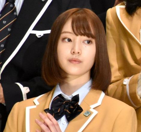 映画『シグナル100』完成披露会見と舞台あいさつに登壇した山田愛奈 (C)ORICON NewS inc.