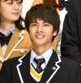 映画『シグナル100』完成披露会見と舞台あいさつに登壇した中尾暢樹 (C)ORICON NewS inc.