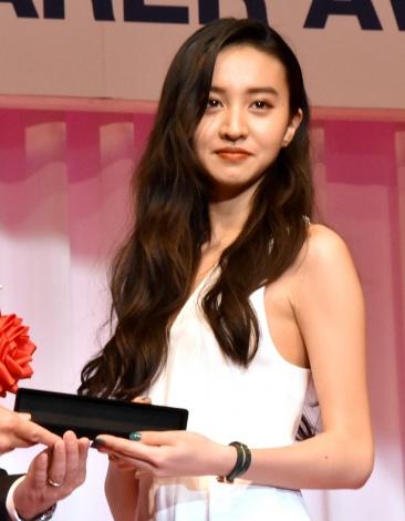 『第31回 日本ジュエリー ベストドレッサー賞』を受賞したKoki, (C)ORICON NewS inc.