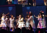 『AKB48単独コンサート〜15年目の挑戦者〜』オープニングで最後に登場した峯岸みなみ (C)ORICON NewS inc.