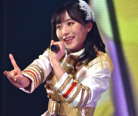 坂口渚沙=『AKB48単独コンサート〜15年目の挑戦者〜』より(C)ORICON NewS inc.