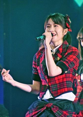 横山由依=『AKB48単独コンサート〜15年目の挑戦者〜』より(C)ORICON NewS inc.