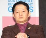『SDGs×マンガのチカラ』記者会見に出席した山田貴敏先生 (C)ORICON NewS inc.