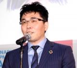 『SDGs×マンガのチカラ』記者会見に出席した栗原正尚先生 (C)ORICON NewS inc.