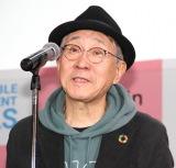『SDGs×マンガのチカラ』記者会見に出席した下條よしあき先生 (C)ORICON NewS inc.