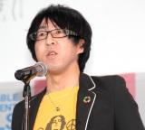 『SDGs×マンガのチカラ』記者会見に出席した上野祥吾先生 (C)ORICON NewS inc.