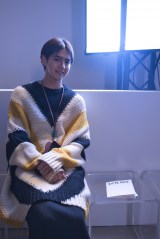 ラグジュアリーブランド・ロエベ『2020-2021最新メンズ秋冬コレクション』に出席した片寄涼太