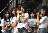 チーム8神奈川県代表・小田えりなが涙=AKB48グループTDCホールライブ祭り『AKB48 単独コンサート』の様子 (C)ORICON NewS inc.