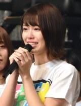 チーム8神奈川県代表メンバー小田えりな=AKB48グループTDCホールライブ祭り『AKB48 単独コンサート』の様子 (C)ORICON NewS inc.