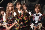 チャンネル登録者数10万人突破の入山杏奈は「なんでも聞いて」=『AKB48単独コンサート〜15年目の挑戦者〜』内でYouTube個別チャンネル開設を発表 (C)ORICON NewS inc.
