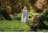 ディズニー映画『マレフィセント2』冒頭映像9分を無料で公開。オーロラ姫を演じたエル・ファニング(C)2020 Disney