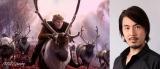 『アナと雪の女王2』のクリストフ役日本語版声優・原慎一郎が初登場。アナへの気持ちを歌った劇中歌「恋の迷い子」をテレビ初歌唱