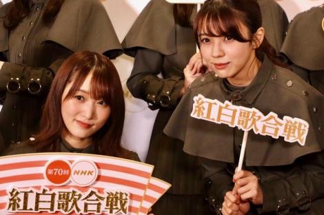 『坂道テレビ〜乃木と欅と日向〜Vol.2』より(C)NHK