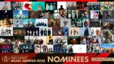 『SPACE SHOWER TV 30TH ANNIVERSARY SPACE SHOWER MUSIC AWARDS 2020』ノミネートアーティスト