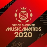 『SPACE SHOWER TV 30TH ANNIVERSARY SPACE SHOWER MUSIC AWARDS 2020』ロゴ