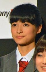 欅坂46の1期生となる織田奈那 (C)ORICON NewS inc.