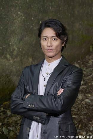 永井大、20年ぶりにスーパー戦隊帰還 アクションシーンに満足感「40歳 ...