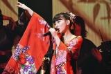 初のソロコンサートを開いたHKT48のエース・田中美久(C)ORICON NewS inc.
