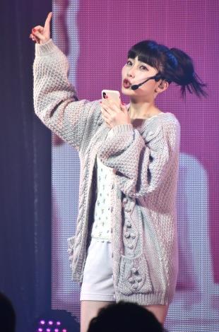 『HKT48田中美久ソロコンサート〜みんなで一緒にみくもんもん〜』より(C)ORICON NewS inc.