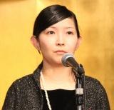 『第12回MOE絵本屋さん大賞 2019』贈賞式に出席したシゲタサヤカ氏 (C)ORICON NewS inc.
