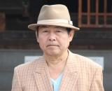 『文化財防火デー消防実習』イベントに登場した野口寅次郎 (C)ORICON NewS inc.