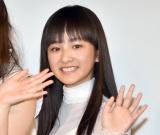 デビュー会見を行ったボーカル&ダンスユニット「821(ハニー)」のリコ (C)ORICON NewS inc.