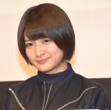 欅坂46を即日卒業した織田奈那 (C)ORICON NewS inc.