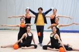 村上信五、新体操のプログラム体験