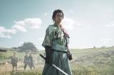 大河ドラマ『麒麟がくる』第1回(1月19日放送)より。主人公・明智光秀(長谷川博己)(C)NHK
