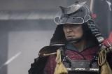 第二回(1月26日放送)より。美濃へ侵攻してきた織田信秀軍と対峙する光秀(長谷川博己)(C)NHK