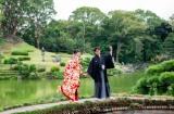 結婚を報告した倉持由香とふ〜ど氏(写真は倉持由香のSNSより)定-3